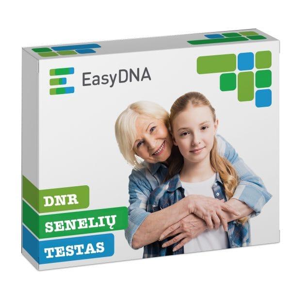 DNR senelių testas