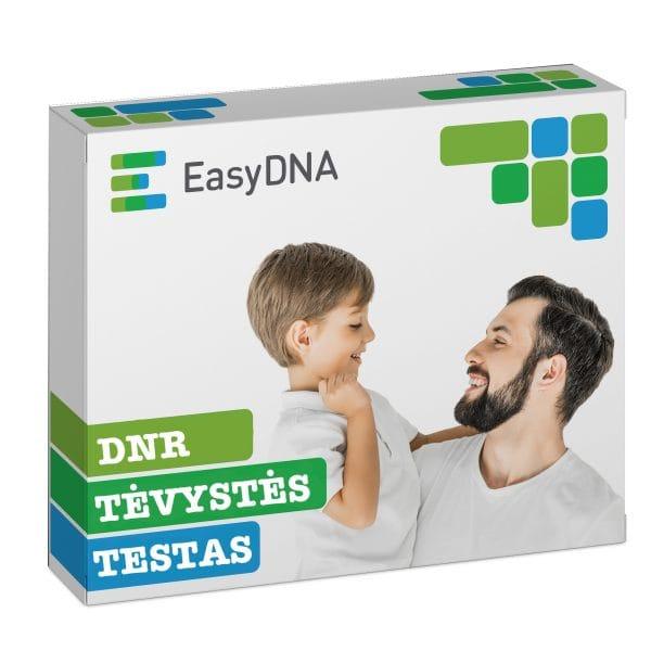 DNR tėvystės testas