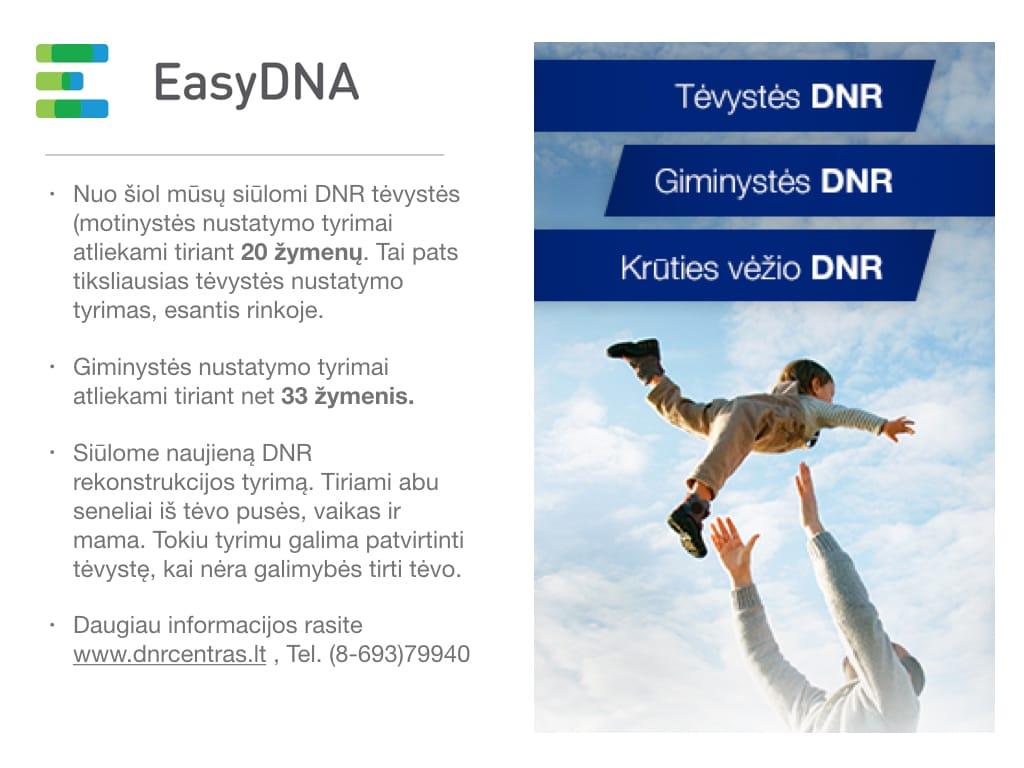 DNR tyrimas .001